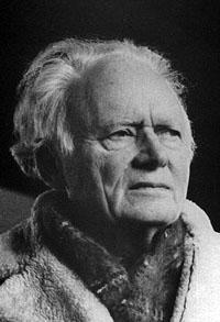 Portrait of Irving Adler