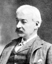 Portrait of Andrew Lang