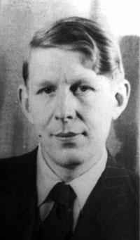 Portrait of W. H. Auden