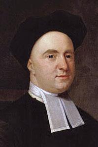 Portrait of George Berkeley