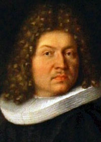 Portrait of Jakob Bernoulli