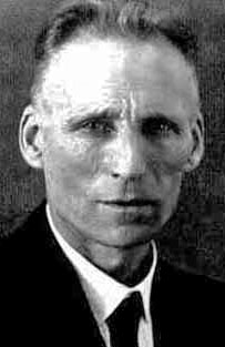 Portrait of Luitzen Brouwer