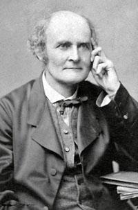 Portrait of Arthur Cayley