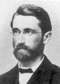 Portrait of Richard Dedekind