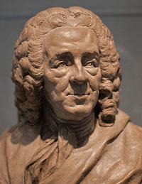 Portrait of Bernard de Fontenelle