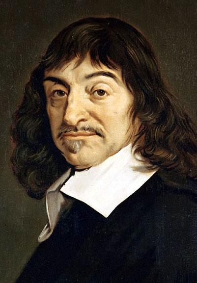Portrait of René Descartes
