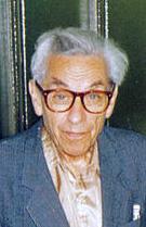 Portrait of Paul Erdös