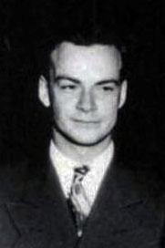 Portrait of Richard P. Feynman