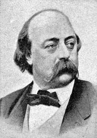 Portrait of Gustave Flaubert