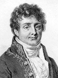 Portrait of Joseph Fourier