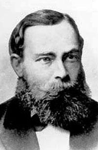 Portrait of Gottlob Frege