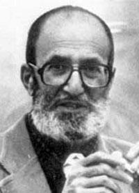 Portrait of Paul Richard Halmos