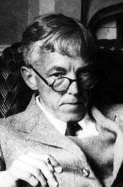 Portrait of Godfrey Harold Hardy