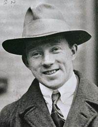 Portrait of Werner Heisenberg