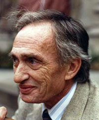 Portrait of Israel Nathan Herstein