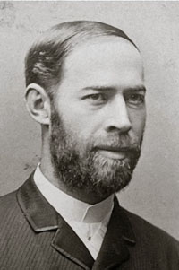 Portrait of Heinrich Hertz