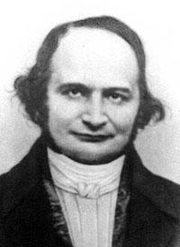 Portrait of Carl Jacobi