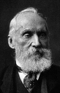 Portrait of William Thomson, Lord Kelvin