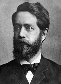 Portrait of Felix Klein