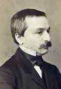 Portrait of Leopold Kronecker