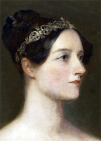 Portrait of Ada Lovelace