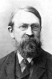 Portrait of Ernst Mach