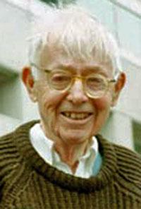 Portrait of George Mackey