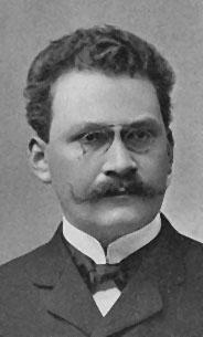 Portrait of Hermann Minkowski