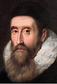 Portrait of John Napier