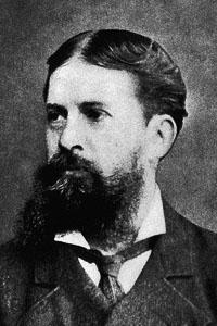 Portrait of Charles Sanders Peirce
