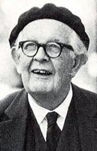 Portrait of Jean Piaget