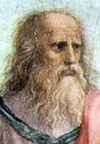 Portrait of Plato