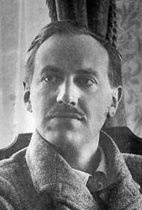 Portrait of Edward Plunkett, Lord Dunsany