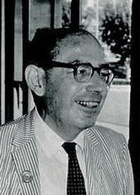 Portrait of Abraham Robinson