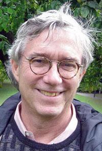 Portrait of Rudy Rucker