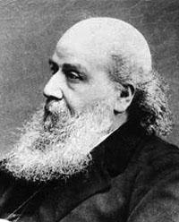 Portrait of James Joseph Sylvester