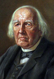 Portrait of Karl Weierstrass