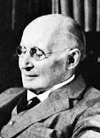 Portrait of Alfred North Whitehead