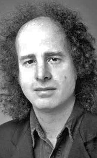 Portrait of Steven Wright
